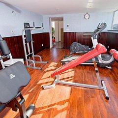 Отель Golden Rain 2 Нячанг фитнесс-зал фото 4