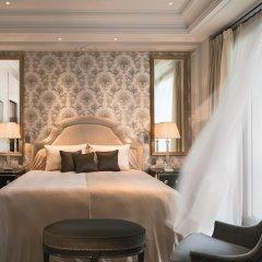 Palazzo Parigi Hotel & Grand Spa Milano 5* Люкс повышенной комфортности с двуспальной кроватью