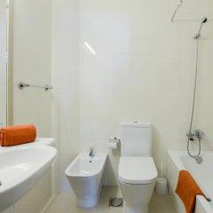 Отель 3HB Golden Beach Улучшенные апартаменты с различными типами кроватей фото 23