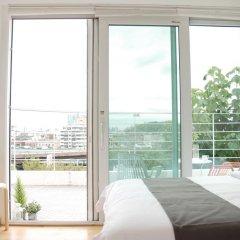 Отель The Mei Haus Hongdae 3* Студия с различными типами кроватей фото 2