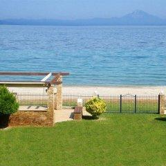 Отель Villa Nefeli - Akti Salonikiou пляж