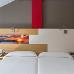 Отель Château La Roca 3* Стандартный номер с различными типами кроватей