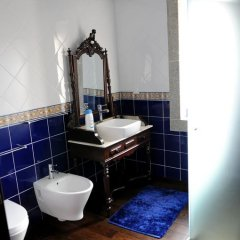 Отель Quinta D´Além D´oiro Португалия, Ламего - отзывы, цены и фото номеров - забронировать отель Quinta D´Além D´oiro онлайн ванная