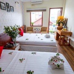 The Queen Hotel & Spa 3* Стандартный семейный номер с двуспальной кроватью фото 23