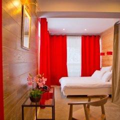 Гостевой дом Резиденция Парк Шале комната для гостей фото 3