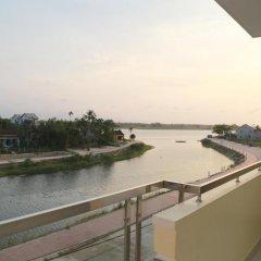 Отель Dong Nguyen Homestay Riverside 2* Стандартный номер с 2 отдельными кроватями фото 2