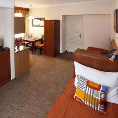 Апартаменты Anyday Apartments Улучшенная студия с различными типами кроватей