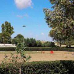 Отель B&B Le Amazzoni Лечче спортивное сооружение