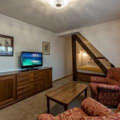 Отель Slaby&Bambur Residence Castle 4* Улучшенные апартаменты с разными типами кроватей фото 9