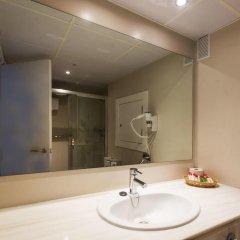 Отель Aparthotel Ponent Mar Студия комфорт с двуспальной кроватью фото 3