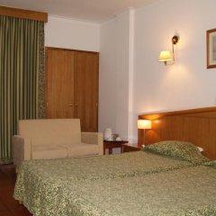 Отель Colina do Mar 3* Стандартный номер с двуспальной кроватью фото 3