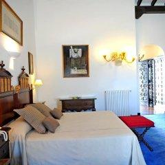 Отель San Román de Escalante 4* Улучшенный номер с различными типами кроватей фото 15