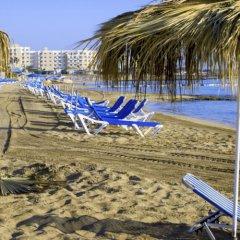 Отель Oceanview Villa 100 Кипр, Протарас - отзывы, цены и фото номеров - забронировать отель Oceanview Villa 100 онлайн пляж фото 2