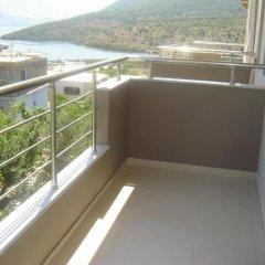 Апартаменты Relax Apartments Ksamil балкон