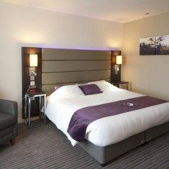 Отель Premier Inn Glasgow Pacific Quay комната для гостей фото 3