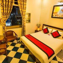 Отель Moon's Homestay 3* Улучшенный номер с различными типами кроватей
