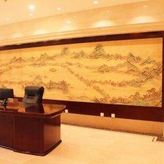 Beijing Continental Grand Hotel интерьер отеля фото 2