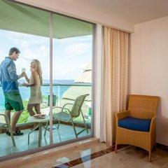 Отель Park Royal Cozumel - Все включено 4* Номер Делюкс с различными типами кроватей фото 12