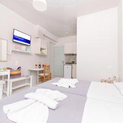 Отель Ilios Studios Stalis Студия с различными типами кроватей фото 20