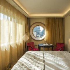 Отель Lamée 5* Улучшенный номер с различными типами кроватей фото 4