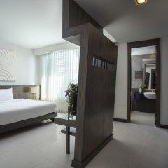 Floral Hotel Chaweng Koh Samui 3* Номер Делюкс с различными типами кроватей фото 3