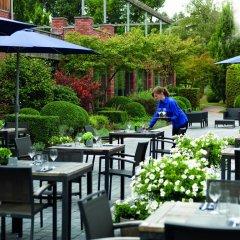 Отель Aspria Royal La Rasante Бельгия, Брюссель - отзывы, цены и фото номеров - забронировать отель Aspria Royal La Rasante онлайн бассейн фото 2
