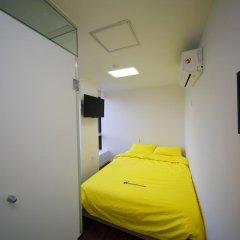 Отель 24 Guesthouse Seoul City Hall 2* Номер Делюкс с различными типами кроватей фото 3