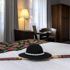 Отель Rezydencja Sienkiewiczówka 3* Стандартный номер с двуспальной кроватью фото 2