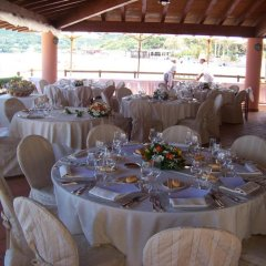 Hotel Del Golfo Проччио помещение для мероприятий фото 2