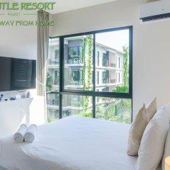 Отель The Title Phuket 4* Номер Делюкс с разными типами кроватей фото 22