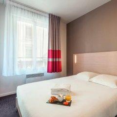 Отель Appart'City Lyon - Part-Dieu Garibaldi Студия с различными типами кроватей фото 10