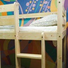 Art Hostel Contrast Кровать в женском общем номере с двухъярусной кроватью фото 4