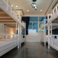 Отель Marina Boat House 2* Кровать в общем номере с двухъярусной кроватью фото 2