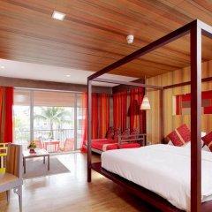 Patong Beach Hotel 4* Полулюкс с различными типами кроватей фото 8