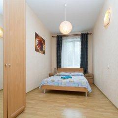Апартаменты Luxrent apartments на Льва Толстого комната для гостей фото 5