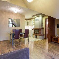 Отель Apartamenty Zakopanepoleca Закопане комната для гостей фото 3