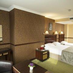 Topkapi Inter Istanbul Hotel 4* Стандартный номер с различными типами кроватей фото 33