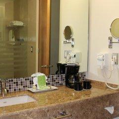 Отель Krystal Urban Cancun 3* Стандартный номер с различными типами кроватей фото 4