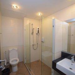 Отель Villa Navin Beach Residence 3* Номер Делюкс с различными типами кроватей фото 6