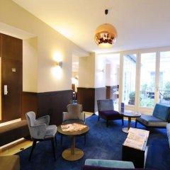 Отель Mercure La Sorbonne Париж интерьер отеля
