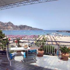 Отель Casa d'A..Mare Италия, Джардини Наксос - отзывы, цены и фото номеров - забронировать отель Casa d'A..Mare онлайн балкон