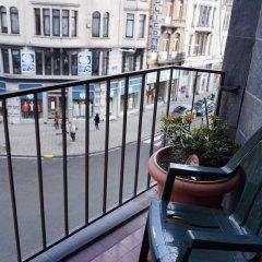 Отель Aparthotel Résidence Bara Midi балкон