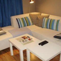 Отель Apartamenty przy Reformackiej Апартаменты с различными типами кроватей фото 9