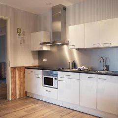 Отель Amsterdam ID Aparthotel 3* Апартаменты Премиум с различными типами кроватей фото 13