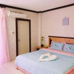 Отель B & L Guesthouse 3* Улучшенный номер с разными типами кроватей фото 3