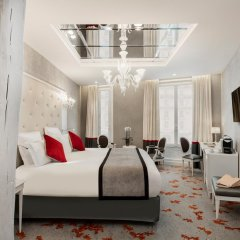 Отель Maison Albar Hotels Le Diamond 5* Улучшенный номер с различными типами кроватей фото 3