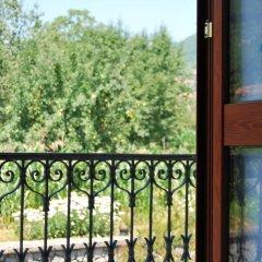 Отель La Quiete degli Dei Аджерола балкон