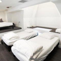 HighRoad Hostel DC Стандартный номер с различными типами кроватей (общая ванная комната) фото 4