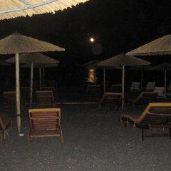 Отель Villa Gambas Греция, Остров Санторини - отзывы, цены и фото номеров - забронировать отель Villa Gambas онлайн бассейн фото 2