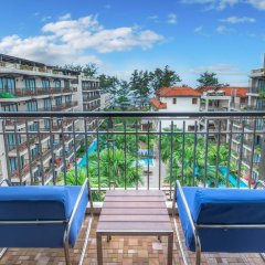 Отель Baan Laimai Beach Resort 4* Номер Делюкс фото 24